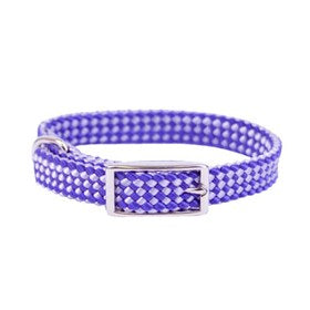 Sunburst Braided Two Tone Soft Puppy Collars