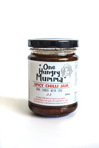 Spicy Chilli Jam