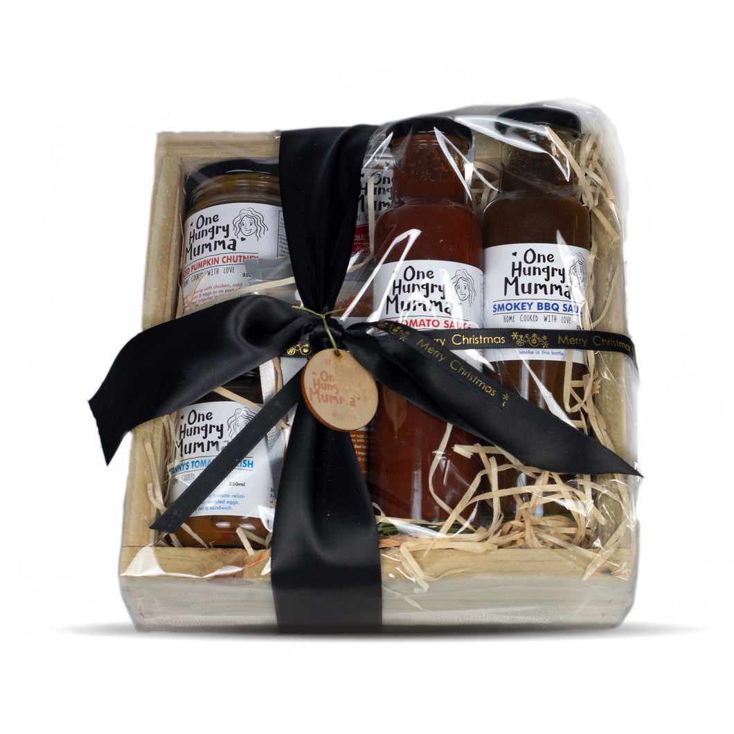 BBQ Essentials Hamper -Local pick up or delivery only