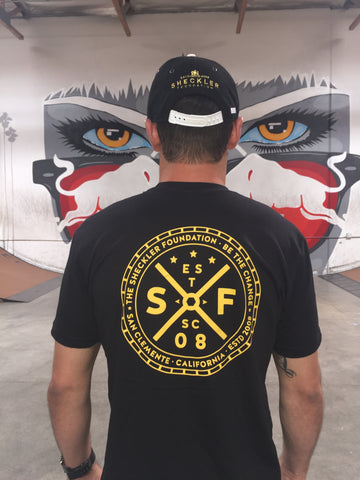 NEW Sheckler Foundation Men's T-shirts