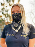 NEW Sheckler Foundation Bandanas - BLACK