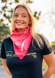 NEW Sheckler Foundation Bandanas - PINK