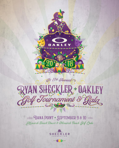 2018 Ryan Sheckler Oakley Gala