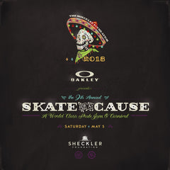 VIP Tickets Skate for a Cause May 5, 2018