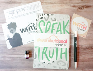 "*NEW* #wehiketoheal@home ""MINI"" 