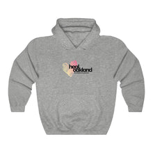 "Load image into Gallery viewer, ""Heal Oakland"" Unisex Heavy Blend™ Hoodie"