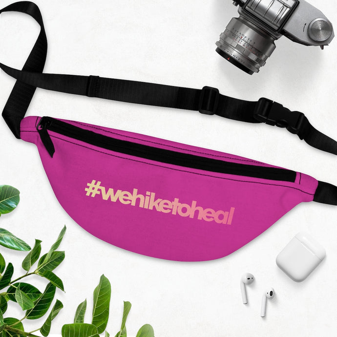 #wehiketoheal Fanny Pack