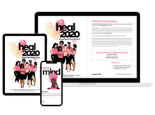 Load image into Gallery viewer, #wehiketoheal 2020 Interactive Workbook