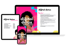 Load image into Gallery viewer, the digital detox: interactive guided experience