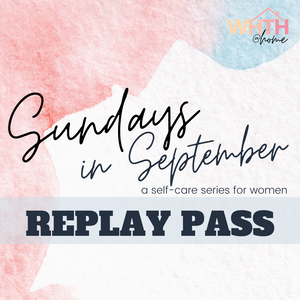 """Sunday's in September"": REPLAY PASS"