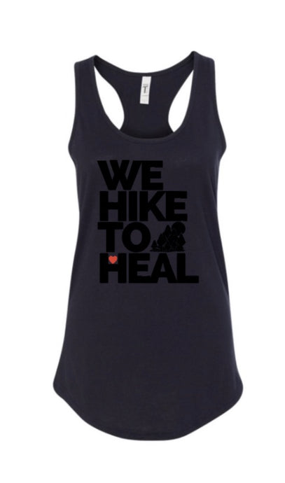 *SPECIAL EDITION FUNDRAISER* #wehiketoheal Black-on-Black Women's Tank