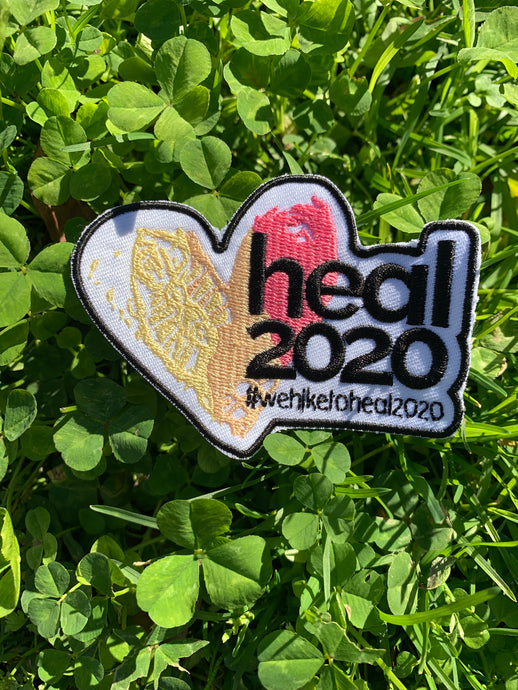 2020 #wehiketoheal Patch