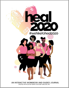 #wehiketoheal 2020 Interactive Workbook
