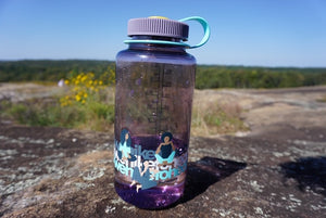 """Women"" #wehiketoheal Nalgene Water Bottle"