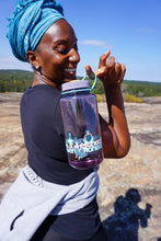 "Load image into Gallery viewer, ""Women"" #wehiketoheal Nalgene Water Bottle"