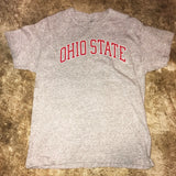 Vintage College T Shirt Ohio State