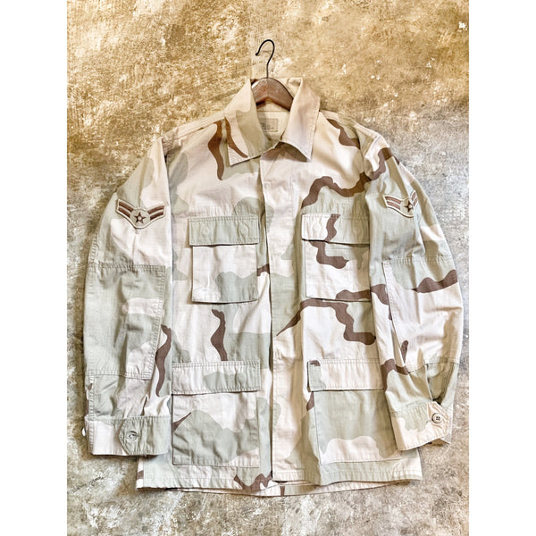 Vintage 90's US Air Force Airman Desert Combat Uniform (DCU)