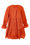 Kathy Dress in Burnt Orange