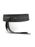 Wrap Belt in Black