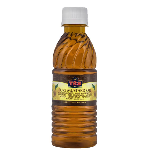 TRS Mustard oil Pure (250ml) - Dookan
