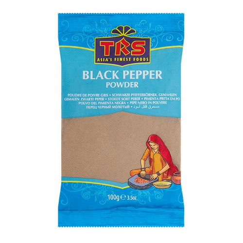TRS Black Pepper Powder (100g) - Dookan