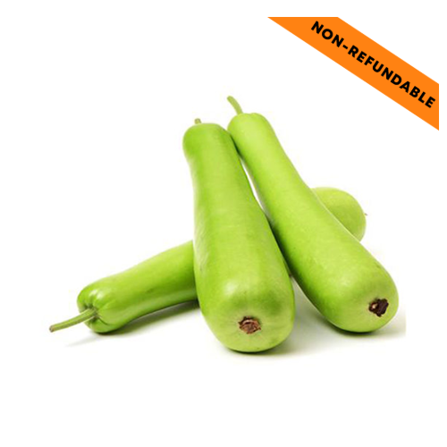 Bottle Gourd / Lauki (500g) - CZ/SK/Weekend Only!!!
