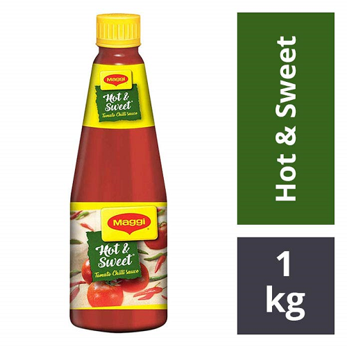 Maggi Hot & Sweet Tomato Chili Sauce (1kg)