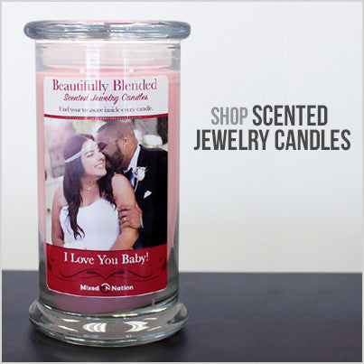 Scented Jewelry Candles