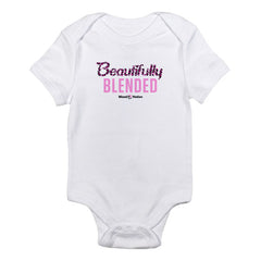 Beautifully Blended Girl's Onesie