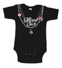 Mixed Chick Necklace Onesie