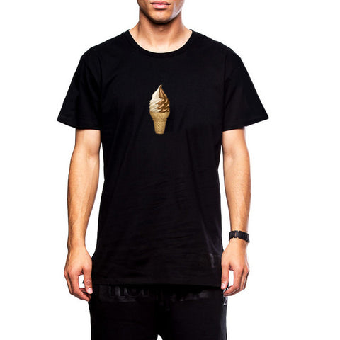 Swirl Cone Men's T-shirt