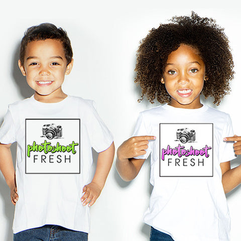 Photoshoot Fresh Toddler and Youth T-shirt