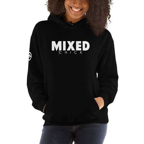 Mixed Chick Hooded Sweatshirt