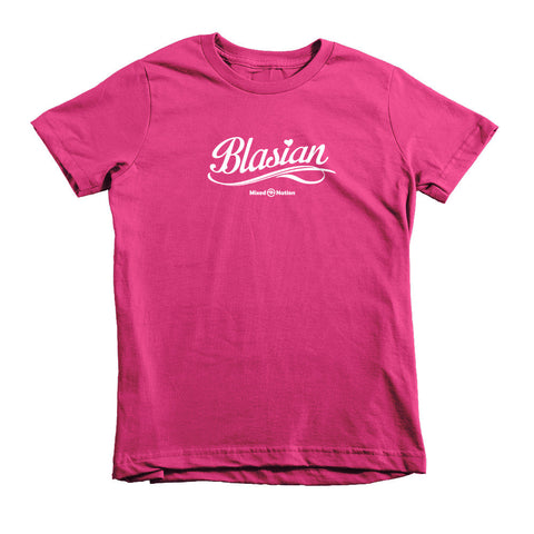 Blasian Toddler and Youth T-Shirt