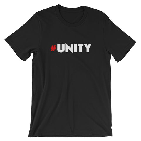 #Unity Short-Sleeve Unisex T-Shirt