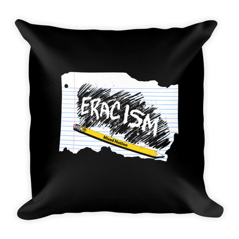 Eracism Square Pillow