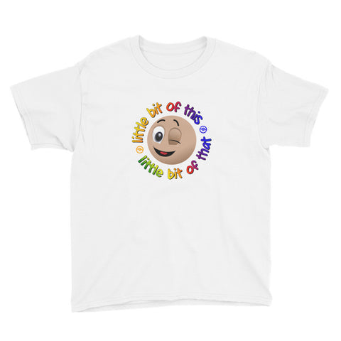 Mixed Emoji Youth T-Shirt