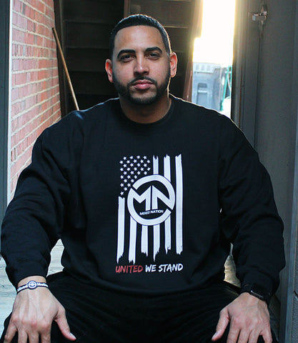 Mixed Nation Flag Sweatshirt