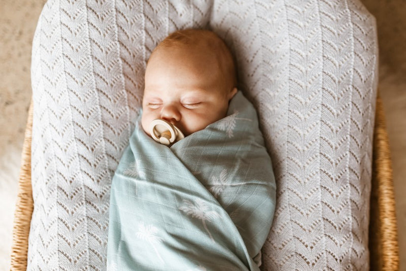 Byron Bamboo Swaddle | Two Darlings