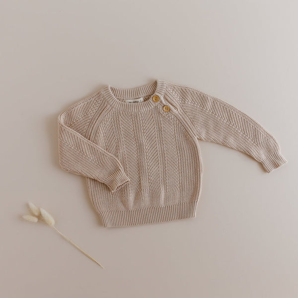 Stone Sweater | Two Darlings