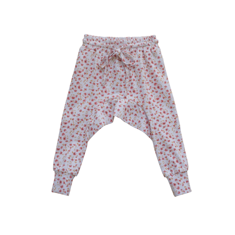 Posy Floral Harem Pants | Two Darlings