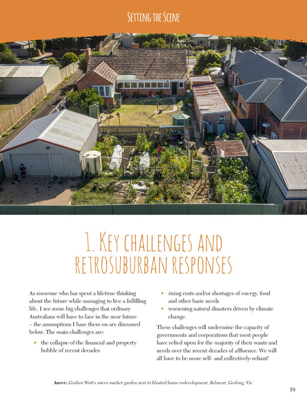 Retrosuburbia: the downshifters guide to a resilient future