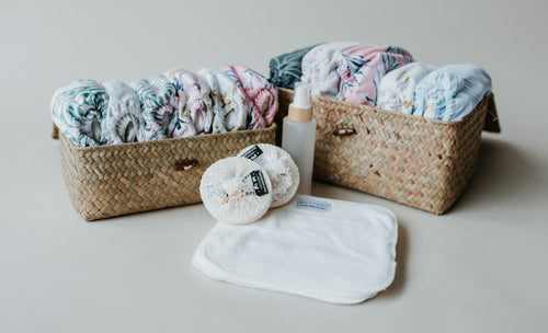 Bare and Boho Wipes 10pk
