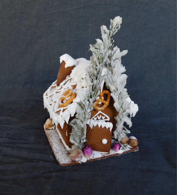Austro Bakery's Gingerbread House
