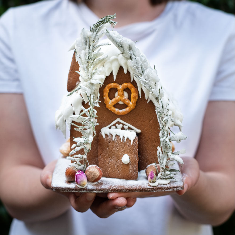 Austro Bakery Gingerbread House