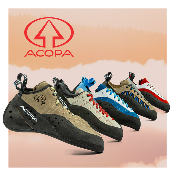 Acopa 2020 ROCK CLIMBING SHOES