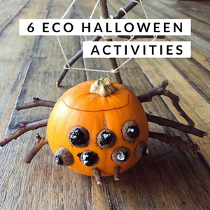 6 Eco Halloween Activities