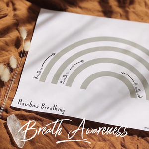 Breath Awareness by Hannah @arkandluna