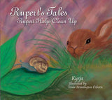 Rupert's Tales - Rupert Helps Clean Up
