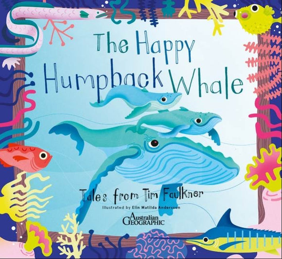 The Happy Humpback Whale